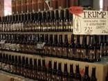 Ukrainas alus darītava sāk Trampam veltīta alus ražošanu
