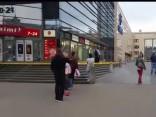 """По техническим причинам закрыты Центральный вокзал Риги и торговый центр """"Origo"""""""
