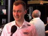 Inovatīvs Audi projekts «Enter Sandbox» piedāvā smilškastē izveidotu trasi izbraukt virtuālajā realitātē