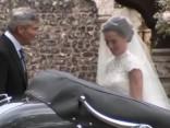 Свадьба года началась! Платье Пиппы восхитило мир...