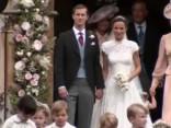 Пиппа Миддлтон вышла замуж!