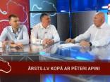 Ārsts.lv kopā ar Pēteri Apini 2017.05.22