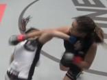 Jaunā MMA zvaigzne «Neapturamā»: Ātra un bez žēlastības