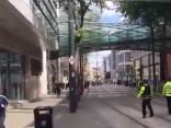 В Манчестере эвакуировали торговый центр