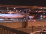 В США загорелся летящий самолет, есть пострадавшие