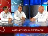 Ārsts.lv kopā ar Pēteri Apini 2017.05.29