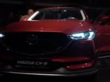 Mazda CX-5 prezentācija