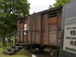 Torņakalna deportāciju vagonam vajadzīga restaurācija