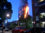 Пожар в многоэтажке Лондона: есть погибшие