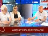 Ārsts.lv kopā ar Pēteri Apini 2017.06.19