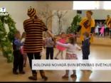 Aglonas novadā svin Bērnības svētkus
