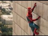 """Filmas """"Zirnekļcilvēks: Atgriešanās mājās"""" reklāmas rullītis"""