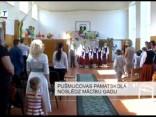 Pušmucovas pamatskolā noslēdz mācību gadu