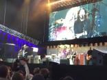 """Deivs Grols iepazīstina ar """"Foo Fighters"""". """"Nesaprotu, kāpēc neesam līdz šim spēlējuši Latvijā"""""""