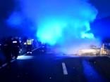 Polija aicina Franciju garantēt šoferu drošību pēc nāves gadījuma Kalē