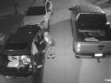 Amerikā nofilmēts īpaši dumjš auto zaglis