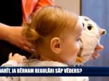 Ko darīt, ja bērnam regulāri sāp vēders?
