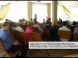Daugavpils tehnikuma pedagogi profesionāli pilnveidojas ārzemēs