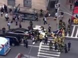 Avārijā Ņujorkas metro 34 cilvēki guvuši vieglas traumas