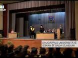 Daugavpils Universitātē izskan šī gada izlaidumi