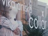 Atklāta 'Collar' un Vikas Anisko īpaši radītā peldkostīmu kolekcija