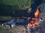 Militārās lidmašīnas katastrofā ASV 16 bojāgājušie