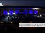 Daugavpilī notiek Mākslas nakts