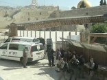 Trīs palestīnieši Jeruzalemes vecpilsētā nošauj divus policistus; uzbrucēji nogalināti