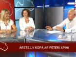 Ārsts.lv kopā ar Pēteri Apini 2017.07.17