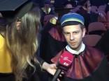 """Выпускной РТУ в """"Арене Рига"""""""