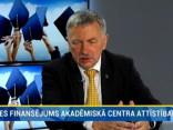 Eiropas banka piešķir LU 30 miljonus eiro Akadēmiskā centra attīstībai