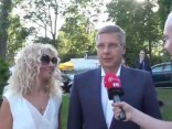 """Звезды и известные гости фестиваля """"Рандеву"""" о Лайме Вайкуле"""