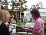 """Крис Норман рассказал о своей музыке Русскому TVNET на """"Рандеву"""""""