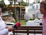 Легендарный Крис Норман на «Рандеву» для TVNET