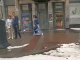 """""""Снег"""" в Санкт-Петербурге"""