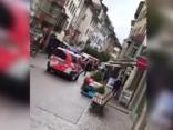 Šveicē, uzbrūkot ar motorzāģi, ievainoti pieci cilvēki