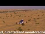 Dubaija – pirmā pilsēta, kurā darbojas lidojoši taksometri