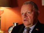 Atvaļinātais NBS komandieris Graube ārvalstu medijam sniedzis interviju par Baltijas drošību