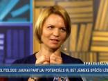 Čigāne: negribam būt viena cilvēka projekts kā Kaimiņa partija