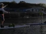 Vai nav traki!? Supotāji veic 178 kilometrus pa Ventas upi