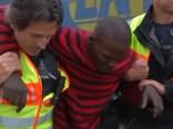 Vācijā atrod zem kravas vilcieniem paslēpušos migrantus