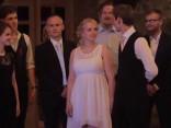 Pirmā deja: Antra un Jānis