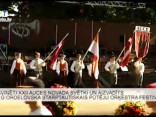 Auces novada svētki un Gunāra Ordelovska Starptautiskais pūtēju orķestra festivāls