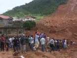 Plūdos Sjerraleonē bojāgājušo skaits palielinājies līdz 300