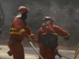 Vairāk nekā 2000 ugunsdzēsēju Portugālē cenšas savaldīt meža ugunsgrēkus