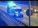 В Даугавпилсе на мосту спасли парня, который пытался покончить с собой