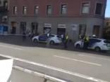 Terorakts Barselonas centrā: pirmais video ar notikuma vietu