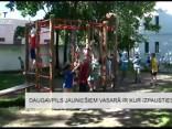 Daugavpils jauniešiem vasarā ir kur izpausties