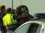 Teroristu asiņainais slaktiņš Spānijā: rīts pēc notikumiem un uzbrucēja auto evakuēšana