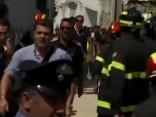 В Италии спасли трех маленьких братьев, которых завалило обломками во время землетрясения